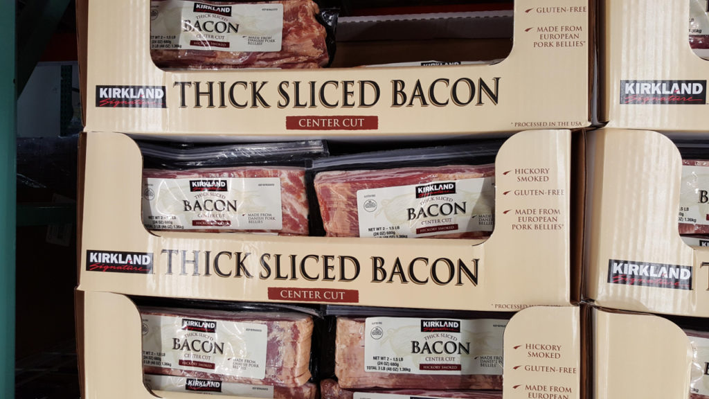 Kirkland Thick Sliced Bacon